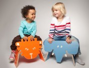 zookids - Kinderhocker (JulicaDesign)